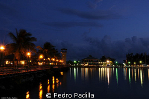 Fisherman Village @ La Guancha, Ponce Puerto Rico.